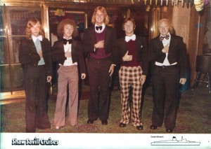 TopKat on Cruise 1974